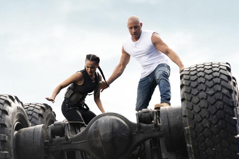 """Doanh thu """"Fast 9"""" tại Trung Quốc lao dốc vì phát ngôn của John Cena"""