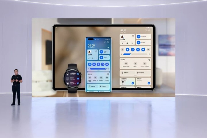 Huawei tự tin thay thế Android bằng HarmonyOS 2, giao diện rất giống iOS