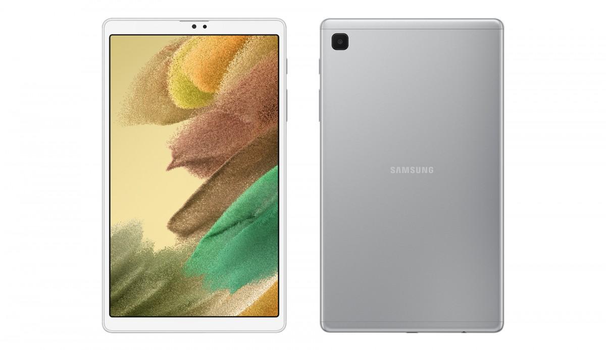 Máy tính bảng Galaxy Tab A7 Lite giá 4,49 triệu đồng ở VN, khung kim loại, có 4G