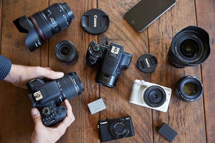 Lịch sử máy ảnh số: Từ nguyên mẫu những năm 1970 đến thời đại iPhone và Galaxy