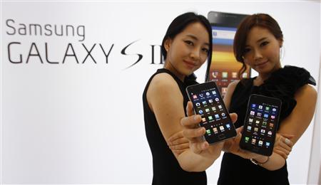 "Galaxy S II ""so găng"" với iPhone 4, HTC Sensation, Optimus 2X, Xperia Arc"