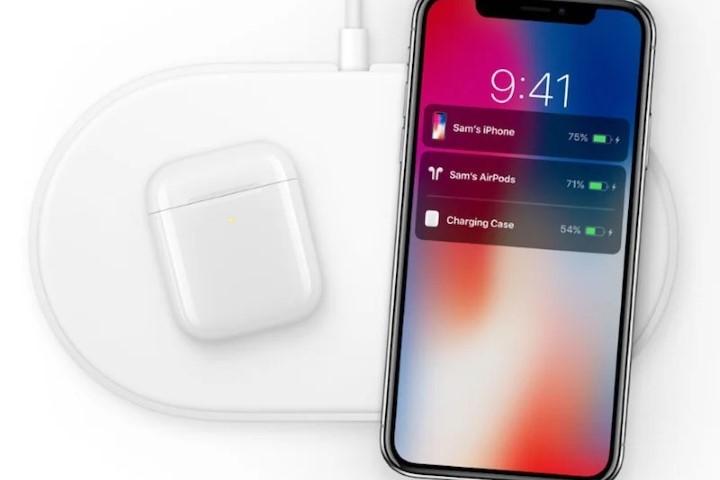 Apple vẫn đang tiếp tục phát triển bộ sạc không dây AirPower