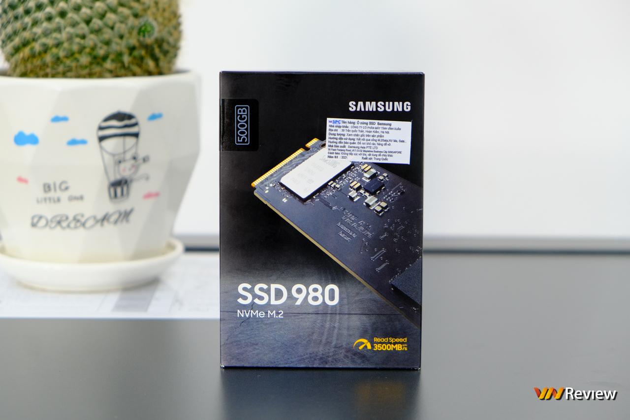 Đánh giá SSD Samsung 980: Cho những ai không chạy đua công nghệ - VnReview 2020 1