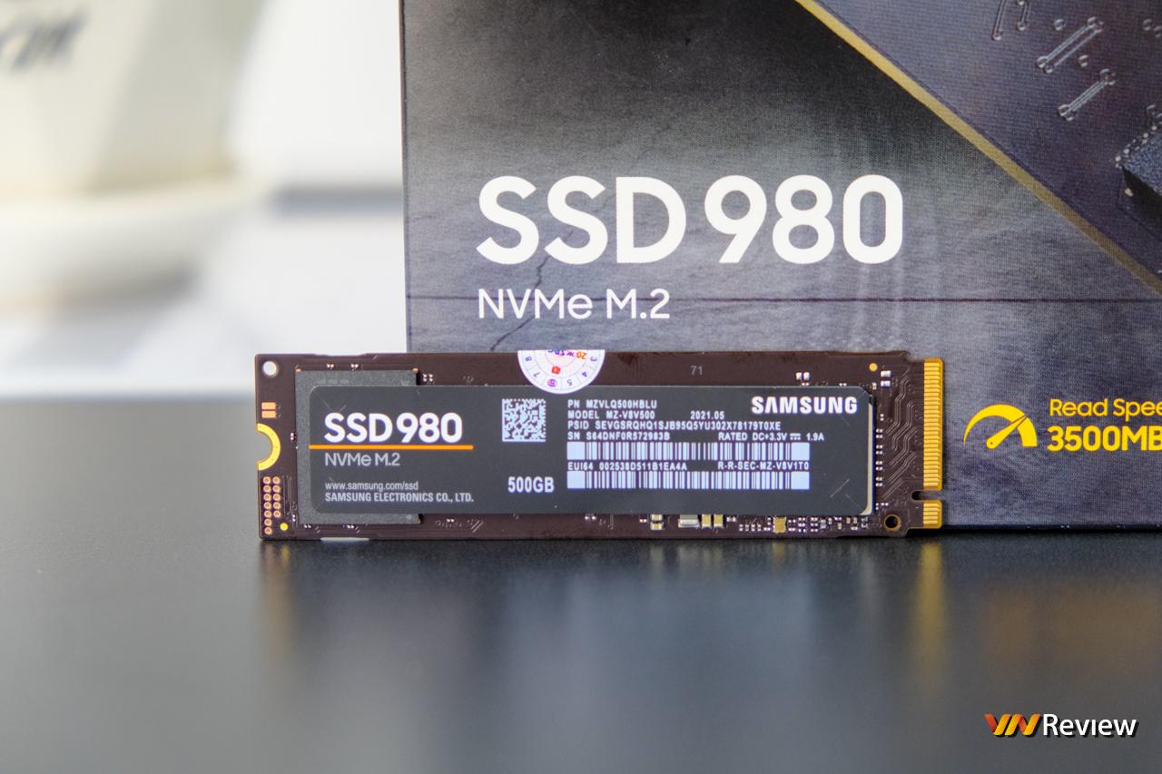 Đánh giá SSD Samsung 980: Cho những ai không chạy đua công nghệ - VnReview 2020 3