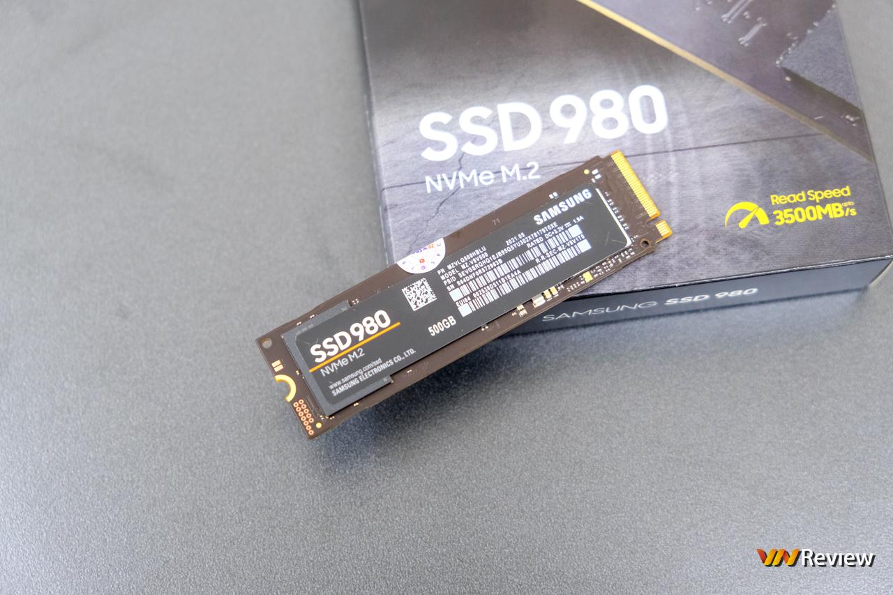 Đánh giá SSD Samsung 980: Cho những ai không chạy đua công nghệ - VnReview 2020 4
