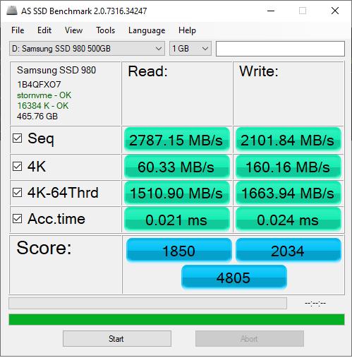 Đánh giá SSD Samsung 980: Cho những ai không chạy đua công nghệ - VnReview 2020 8