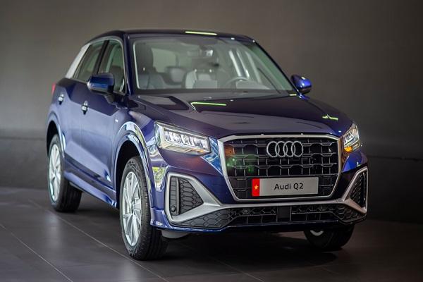 Audi Q2 ra mắt tại Việt Nam: Thêm trang bị mới, chờ giá bán chính thức
