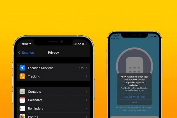 Các ứng dụng vẫn theo dõi người dùng iOS ngay cả khi không được phép