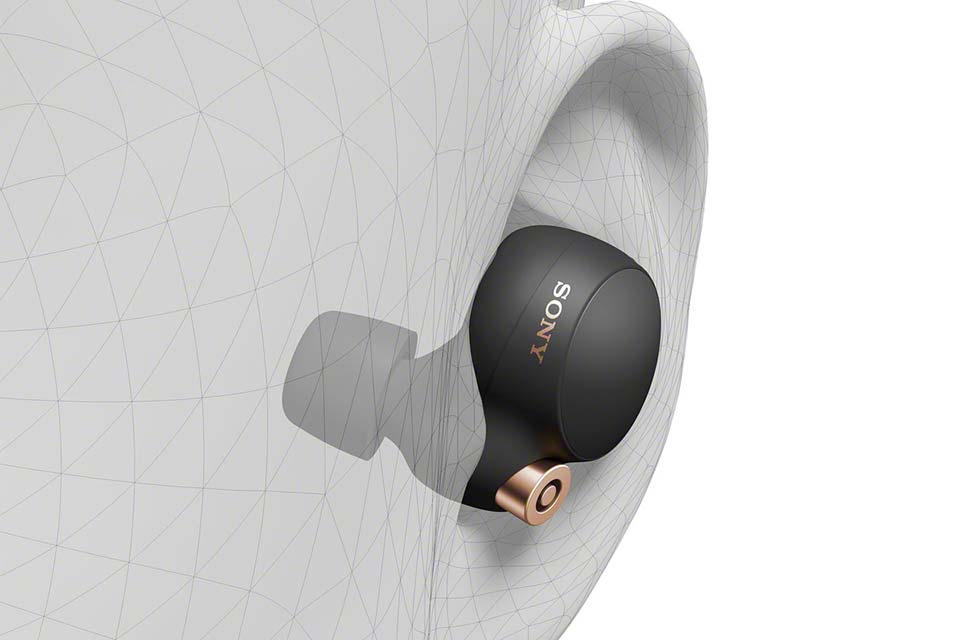 Sony WF-1000XM4 nhỏ hơn, hỗ trợ LDAC và chống ồn tốt hơn