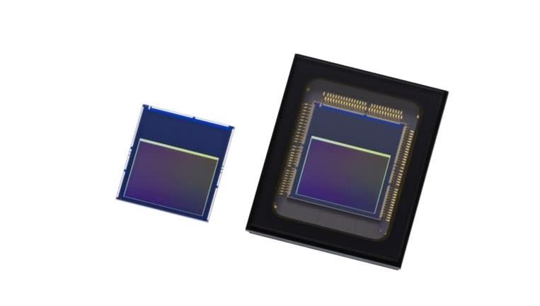 Cảm biến hình ảnh Sony sa sút vì Huawei