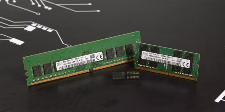SK Hynix thừa nhận một số sản phẩm DRAM của họ gặp vấn đề