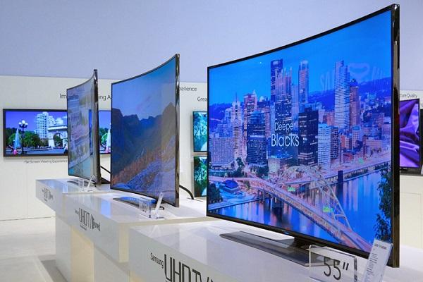 Samsung trì hoãn rút lui khỏi mảng sản xuất tấm nền LCD