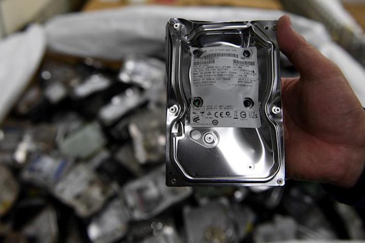 Ổ cứng dùng vật liệu graphene có thể chứa lượng dữ liệu gấp 10 lần thông thường