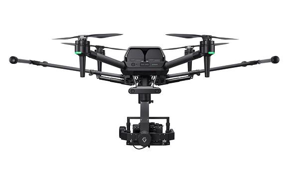 Sony trình làng Airpeak S1: Máy bay không người lái chuyên nghiệp dành cho nhu cầu sáng tạo