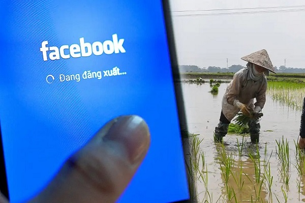 Facebook tìm cách tăng trưởng ở vùng nông thôn nước ta
