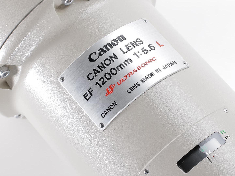 Ống kính Canon 90.000 USD: Tiêu cự 1200mm, khẩu độ f/5.6, nặng hơn 16kg
