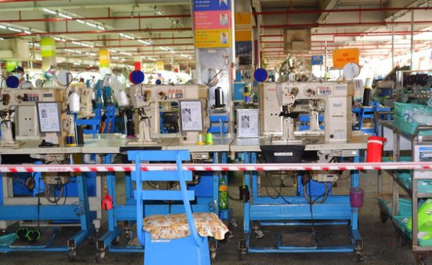 Công ty PouYuen Việt Nam có đến 56.000 công nhân, nguồn lây Covid-19 từ bên ngoài