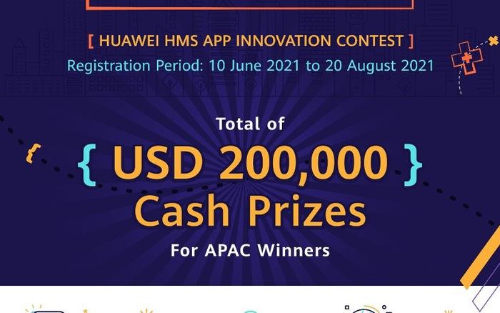 Phát động cuộc thi phát triển ứng dụng AppsUP 2021, giải thưởng tiền mặt trị giá 200.000 USD