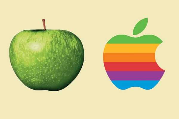 Apple và duyên nợ với The Beatles