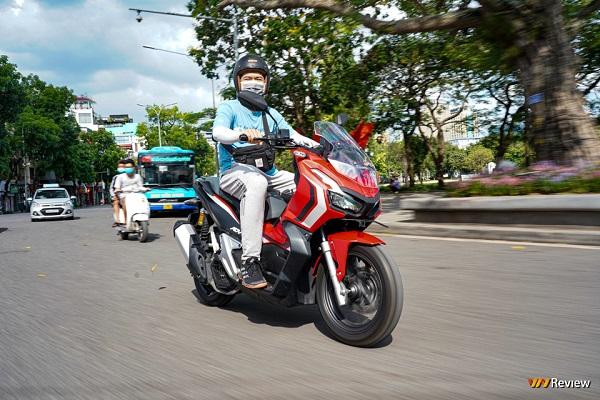 Đánh giá Honda ADV 150 ABS: xe cho người không thích SH
