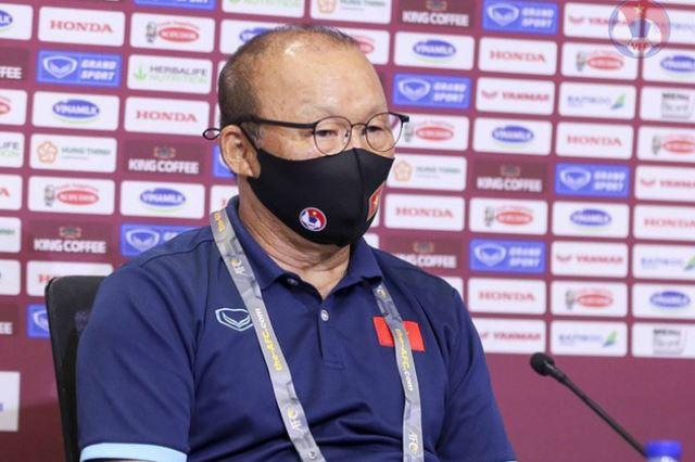 Việt Nam – UAE ngày 15/6/2021: HLV Park Hang Seo muốn thắng!