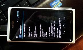 Android 4.1 Jelly Bean xuất hiện trên… Nokia N9