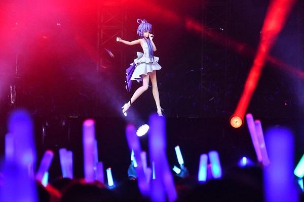 Ca sĩ ảo tạo tiền đề cho ngành công nghiệp tỷ đô ở Trung Quốc