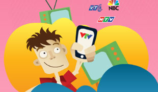 MobiFone giảm 40% cước Mobile TV gói TV1