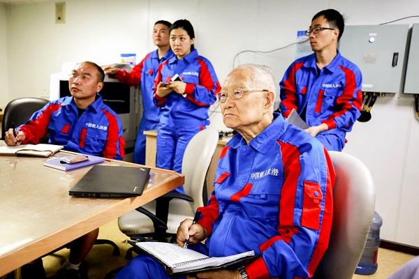 Nhà địa chất biển 88 tuổi trở thành siêu sao mạng xã hội Trung Quốc