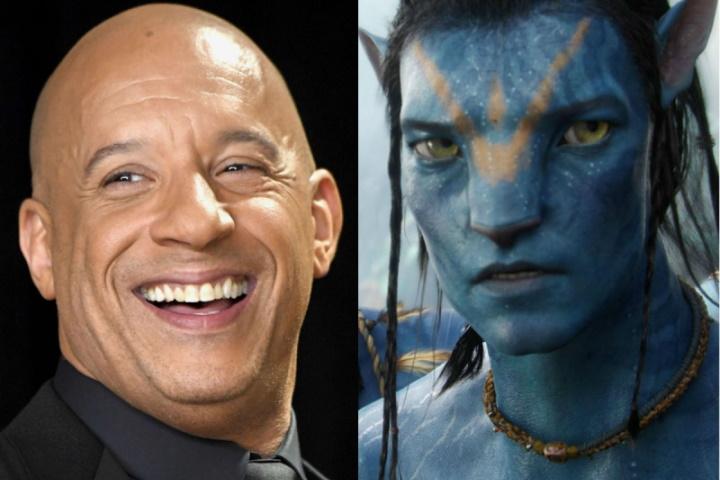 "Vin Diesel có thể tham gia loạt phim ""Avatar"""