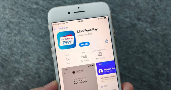 MobiFone ra mắt ví điện tử, chính thức tham gia thị trường tài chính di động