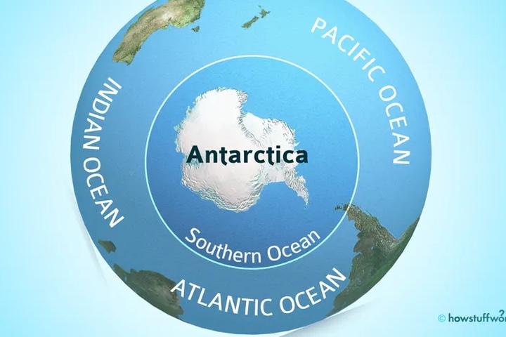 5 điều bạn cần biết về Nam Đại Dương