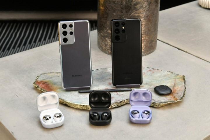Samsung Galaxy S21 Ultra dính lỗi phần mềm gây hao pin