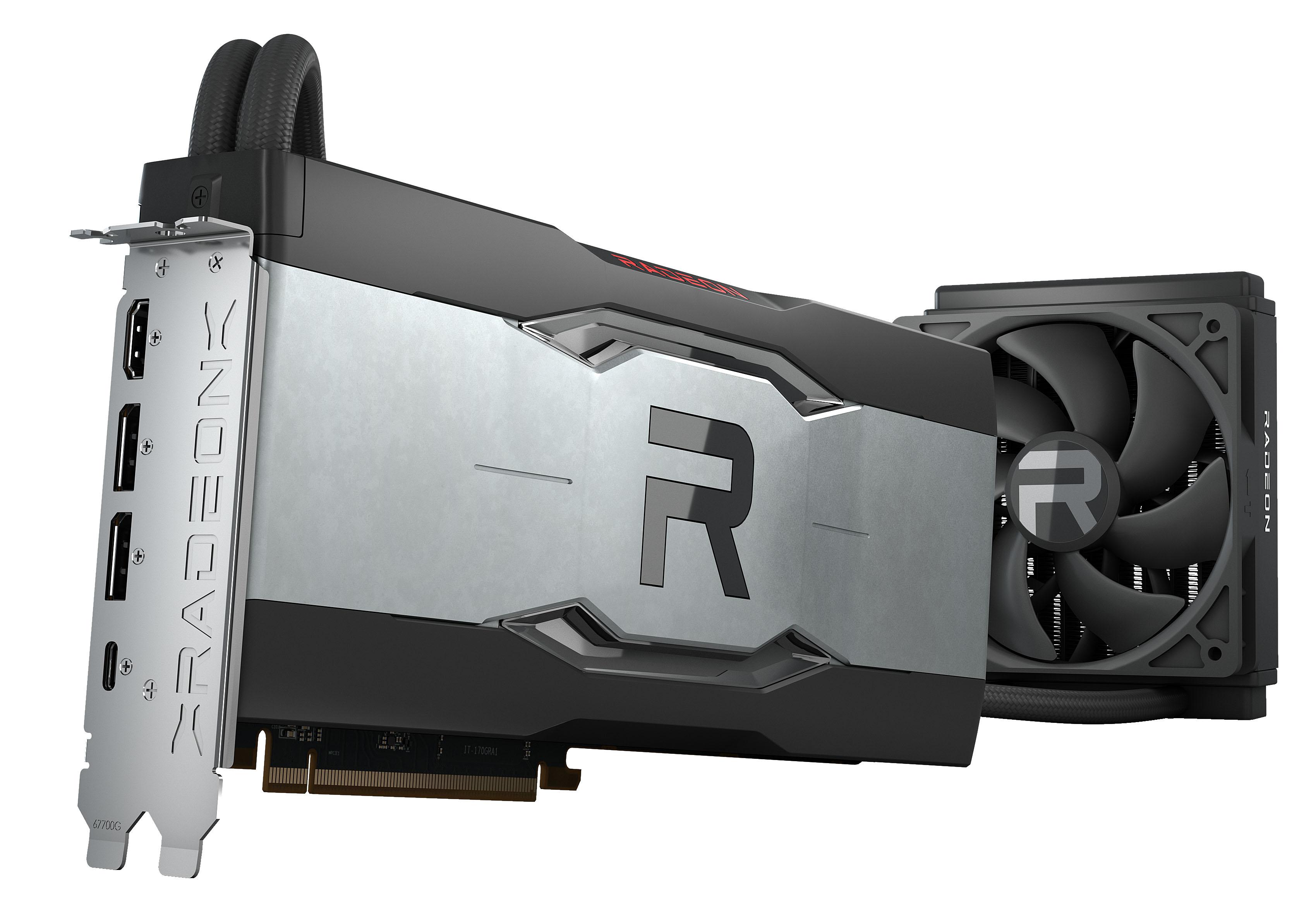 AMD trình làng Radeon RX 6900 XT Liquid Edition: tản nhiệt nước, cải thiện hiệu năng đáng kể