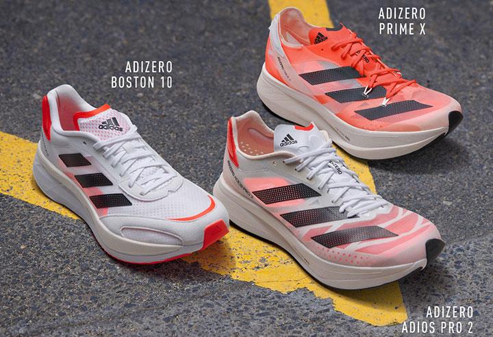 adidas ra mắt 3 mẫu giày chạy adizero mới ở Việt Nam