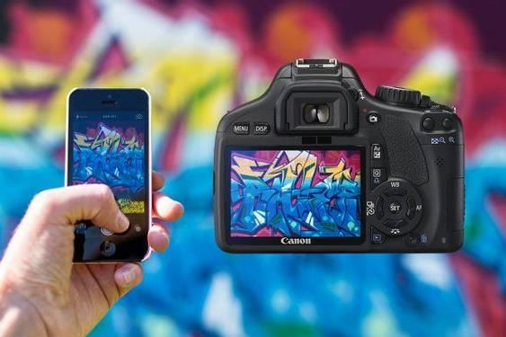 Đọ máy ảnh DSLR và camera trên smartphone: ưu và nhược điểm của từng loại