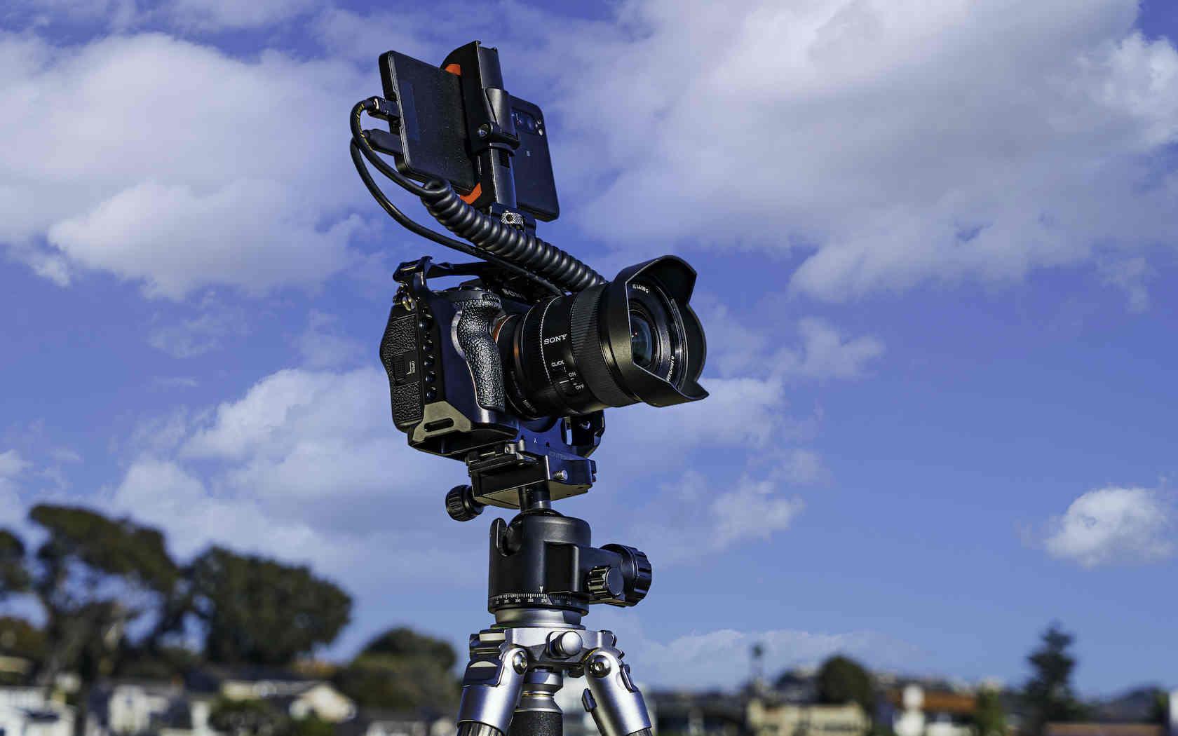 Sony tặng 500 USD cho nhiếp ảnh gia và nhà quay phim khi mua Xperia PRO