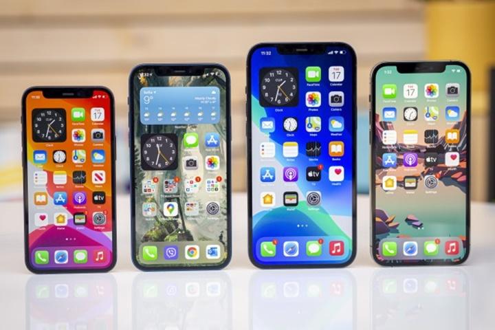Apple là hãng duy nhất có doanh số điện thoại 5G tăng trưởng âm trong Quý 1