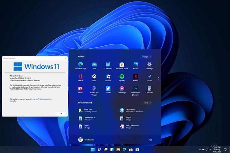 7 thay đổi lớn của Windows 11 so với Windows 10