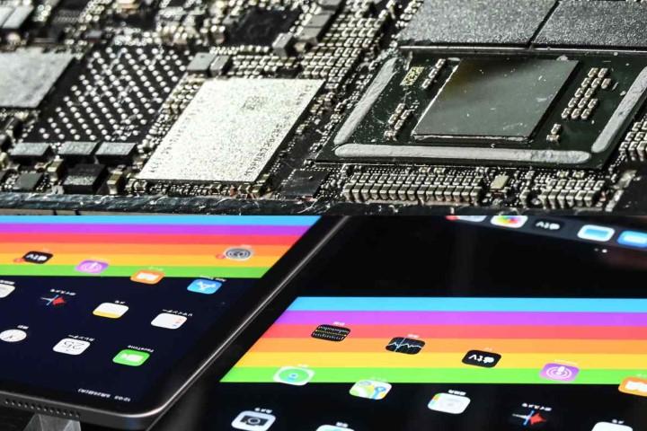 Mổ bụng iPad Pro mới thấy vị thế của Hàn Quốc và Đài Loan trong chuỗi công nghệ toàn cầu