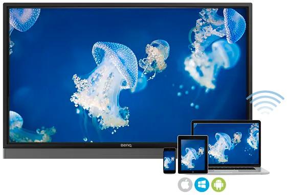 BenQ vươn lên vị trí số một thị phần mảng màn hình tương tác IFP tại Việt Nam trong Quý 1/2021