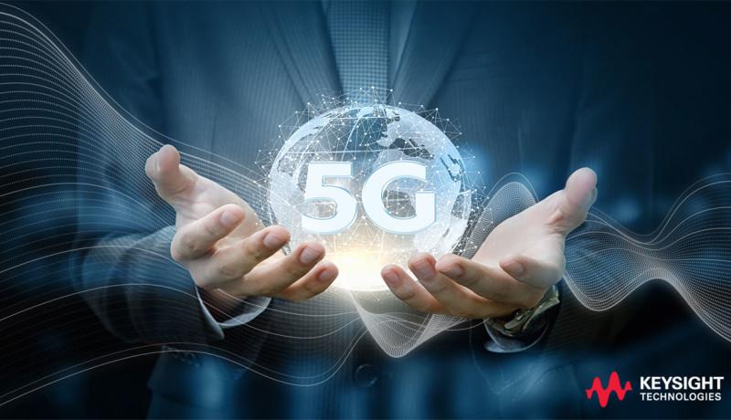 Samsung lựa chọn nền tảng đo kiểm 5G của Keysight