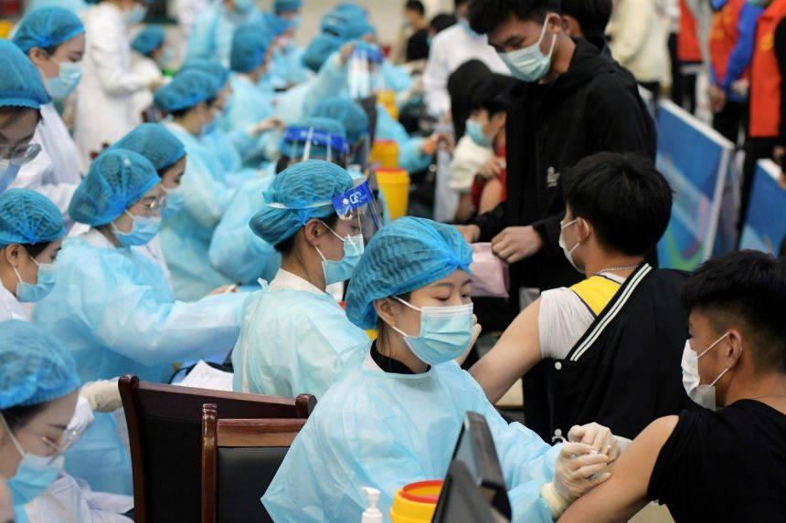 Trung Quốc đã dùng hơn 1 tỷ liều vắc xin Covid-19 để tiêm cho người dân