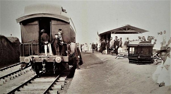 Chuyện về tuyến đường sắt đầu tiên của Hàn Quốc