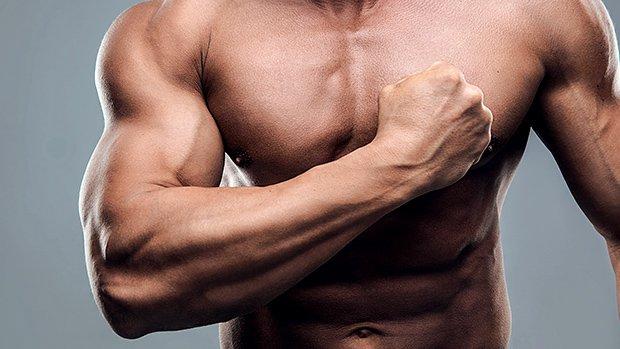 5 mẹo giúp nam giới phát triển cơ bắp nhanh nhất