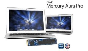 OWC ra mắt ổ cứng SSD mới cho MacBook Air
