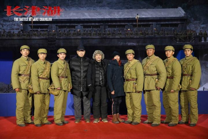 Trung Quốc đầu tư 200 triệu USD làm phim chiến tranh