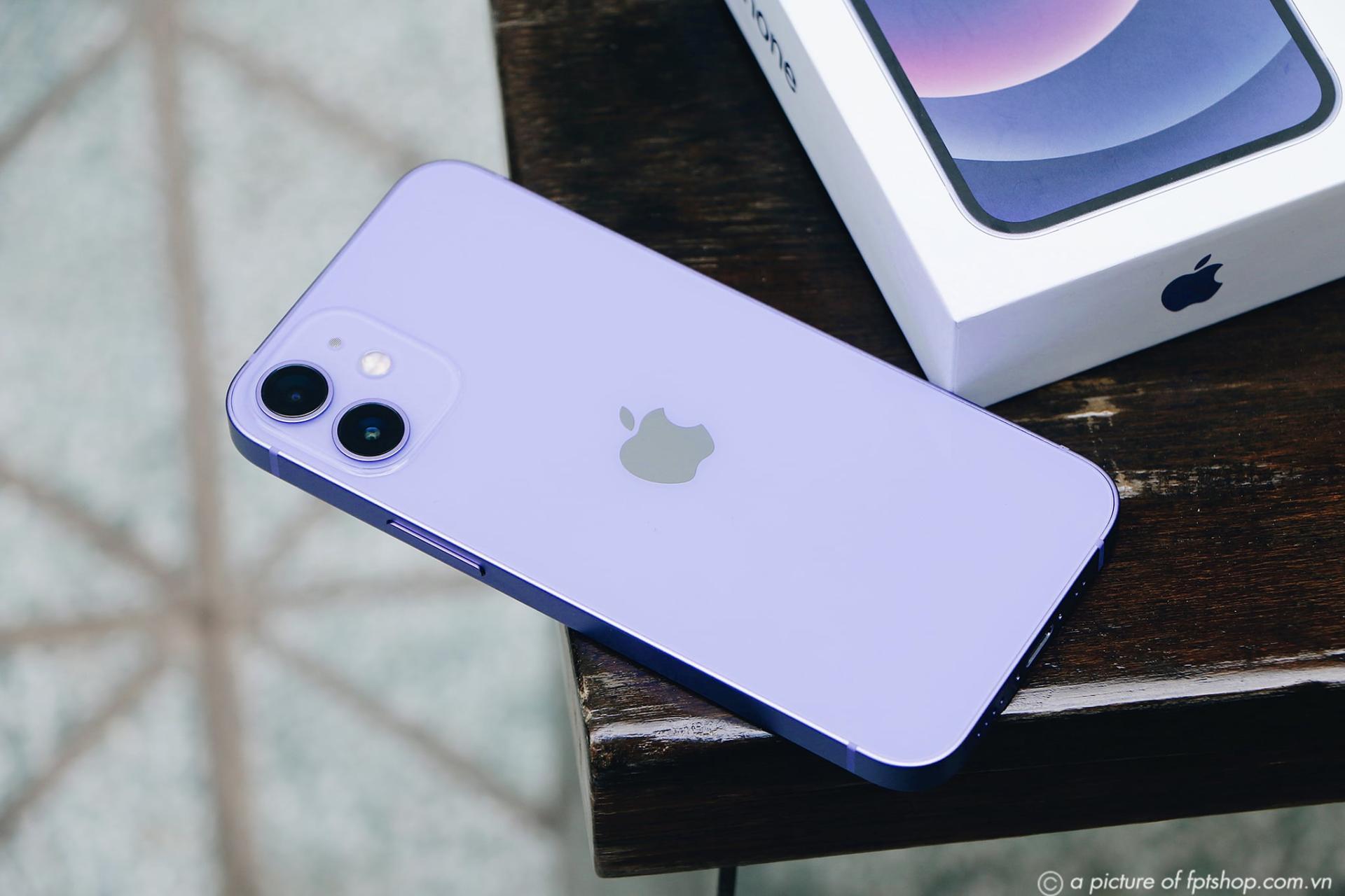 FPT Shop giảm đến 3 triệu đồng giá bán iPhone 11, iPhone 12 và 12 mini