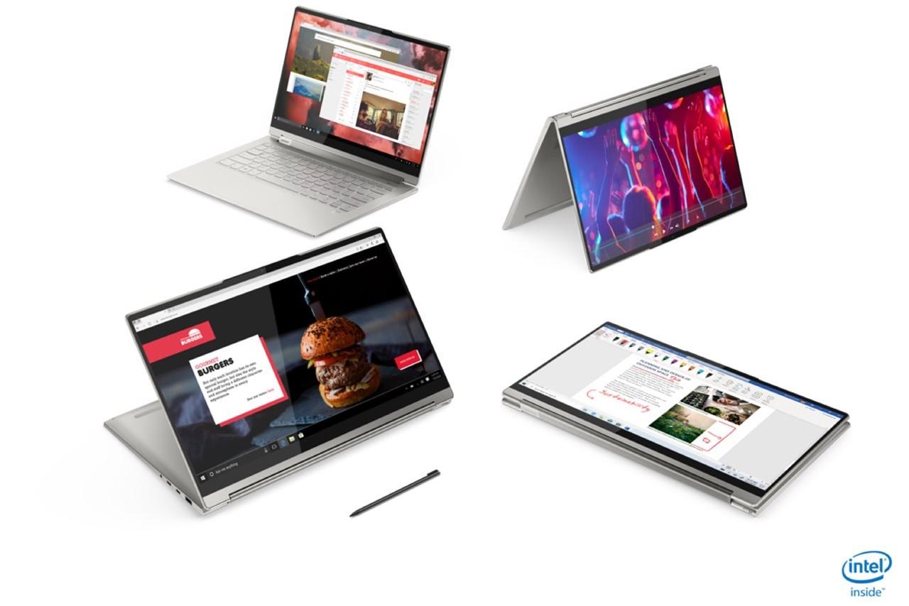 Lenovo ra mắt bộ ba laptop Yoga 2021 cao cấp tại Việt Nam: vỏ phủ da, vân tay siêu âm, giá từ 26 triệu đồng