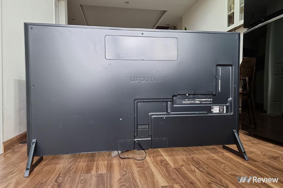 Đọ LG G1 và LG GX 65 inch: lần đầu so tấm nền OLED Evo thế hệ mới và đời cũ - VnReview 2020 4